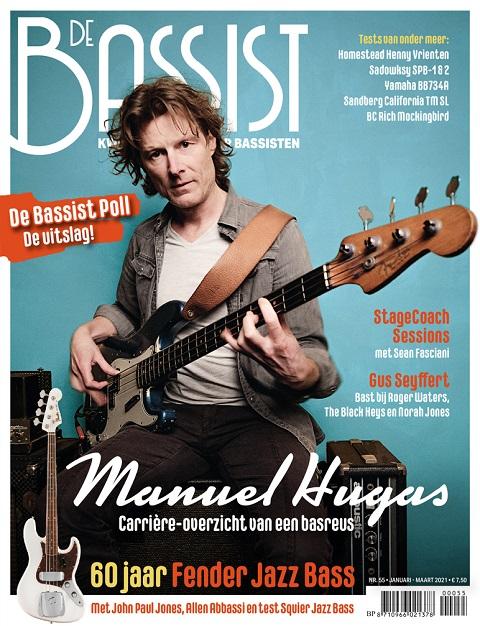 de Bassist 55
