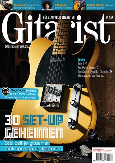 Gitarist 355