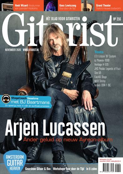 Gitarist 356