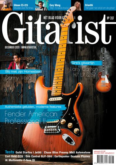 Gitarist 357