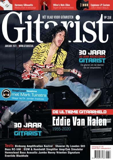 Gitarist 358