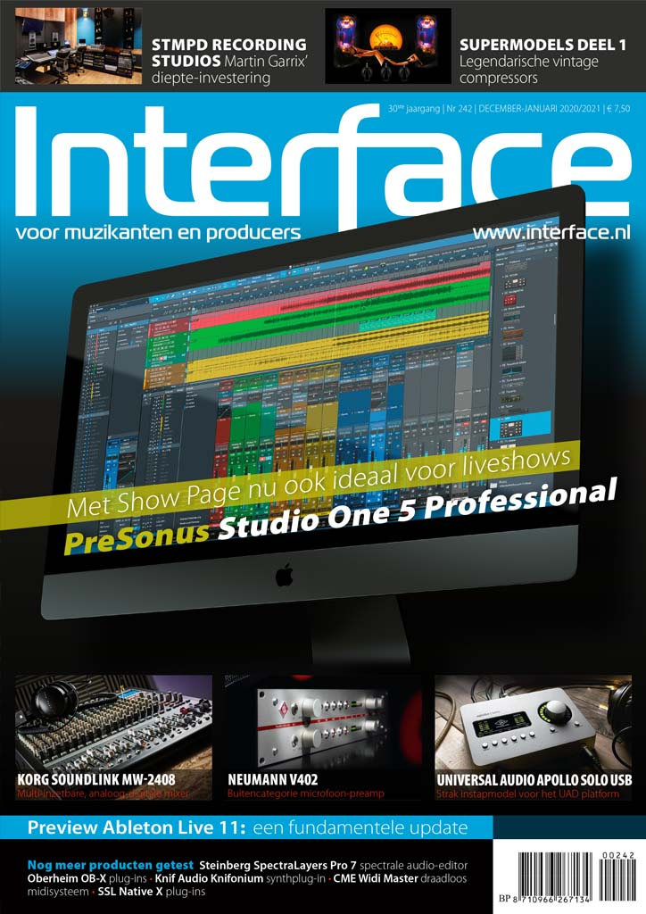 Interface 242