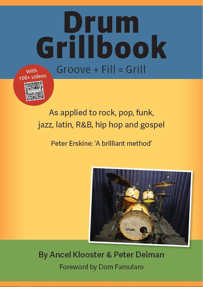 Drum Grillbook