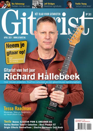 Gitarist 361