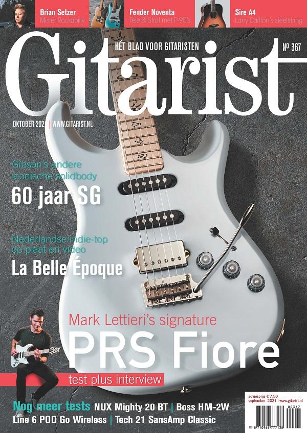 Gitarist 367