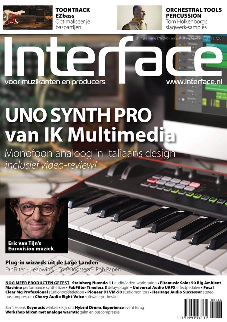 Interface 246