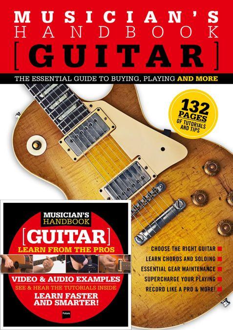 Musician's Handbook Guitar t.w.v. 23,90