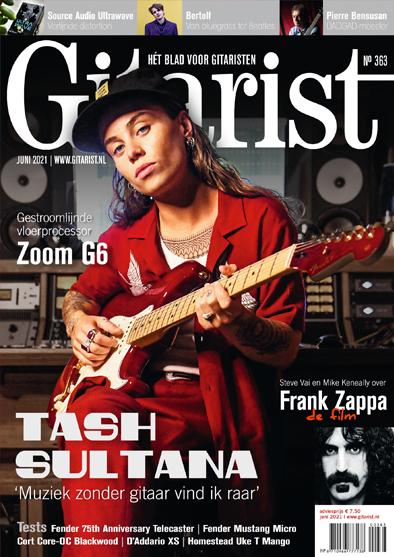 Proefabonnement (2 edities) op Gitarist t.w.v. 12,50