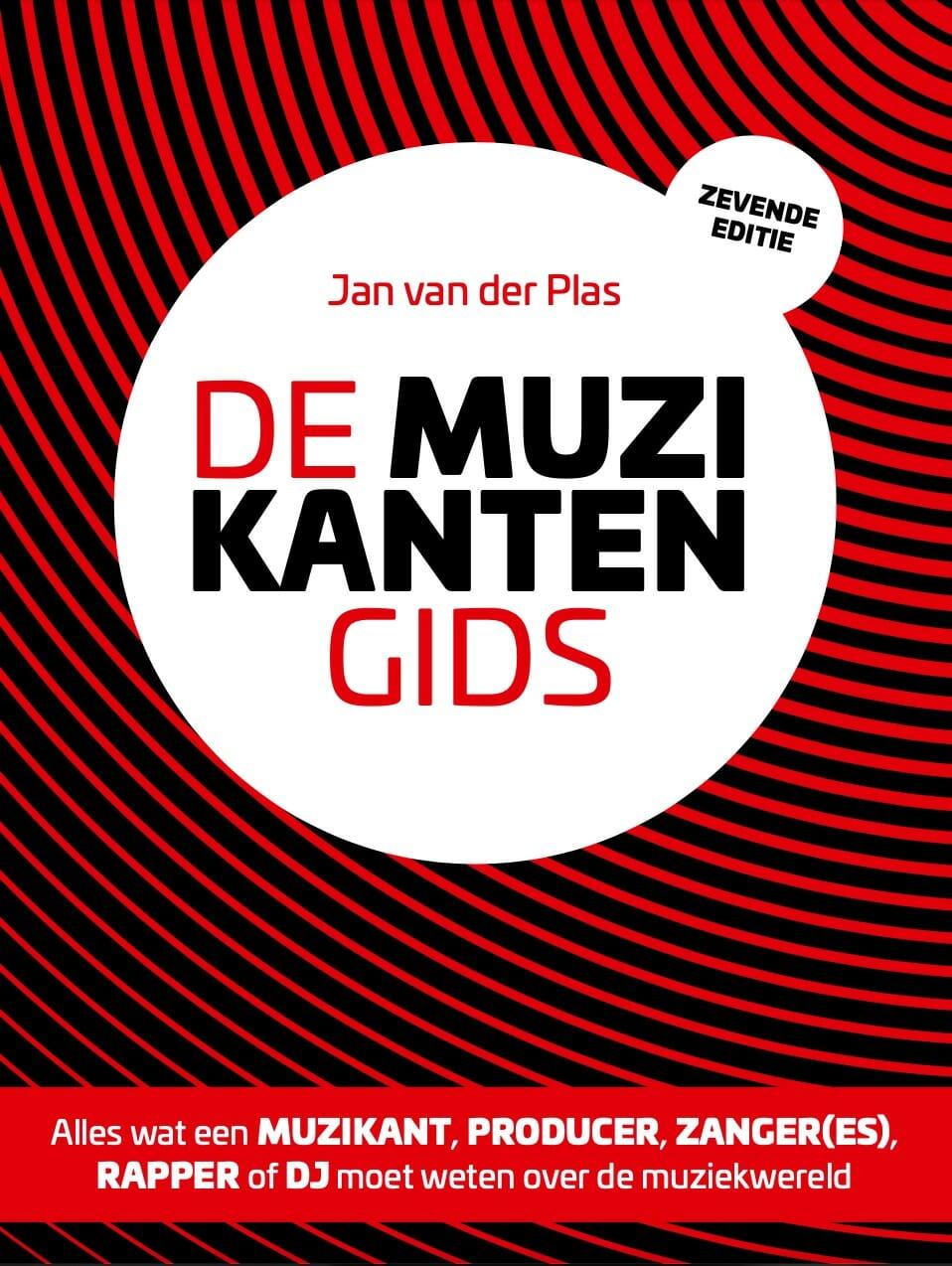 De Muzikantengids, 7de geheel vernieuwde editie t.w.v. 28,90