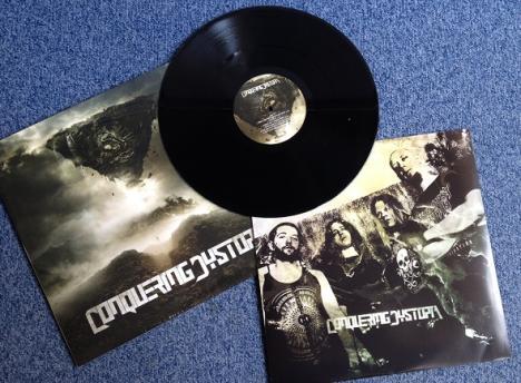 Conquering Dystopia album