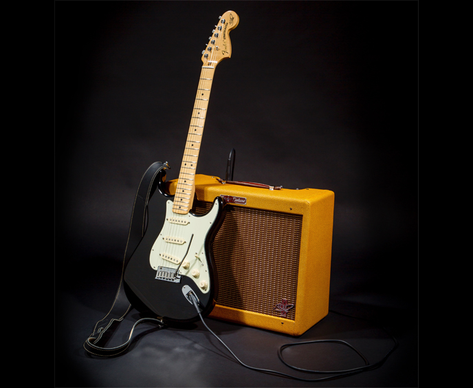 Fender The Edge Signature Stratocaster