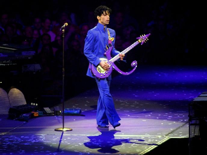In Memoriam Prince (1958-2016)
