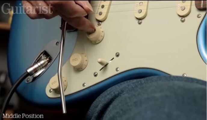 Video Fender American Elite Stratocaster & Telecaster bij de test in Gitarist 303