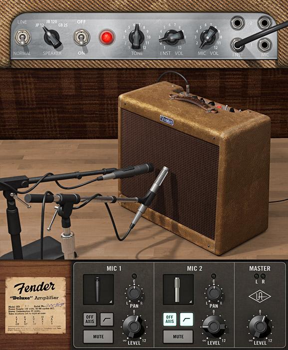 UAD Fender '55 Tweed Deluxe