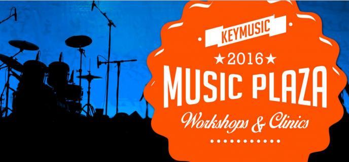 Keymusic Music Plaza op 4 juni in Rotterdam