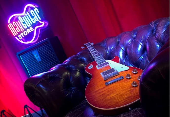 Verslag Gear Talk op Gitarist Stage bij Max Guitar
