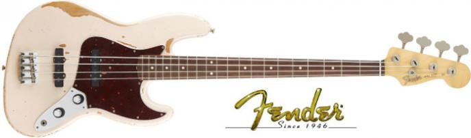 Fender Flea Signature Jazz Bass