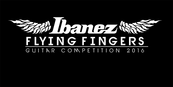Ibanez Flying Fingers Guitar Competition 2016