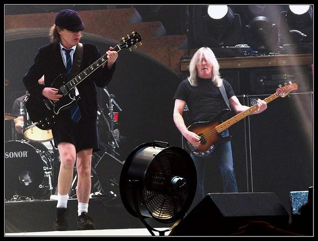 Cliff Williams stopt na tour bij AC/DC