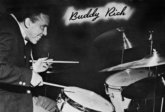 Buddy Rich 100 jaar: 30 september 2017