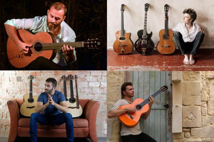Night of Guitars - akoestische gitaarvirtuozen