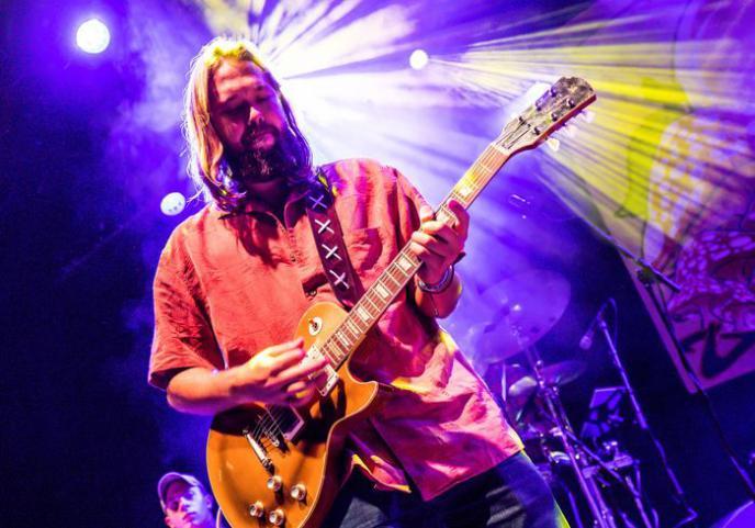 Guitar Bootcamp Bluesweekend met Leif de Leeuw
