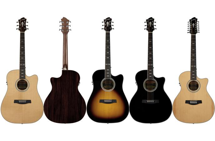 Hagstrom pakt uit met nieuwe akoestische gitaren