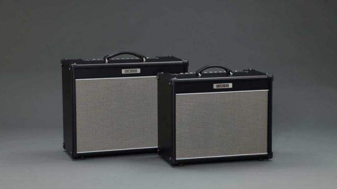 Boss Nextone amps