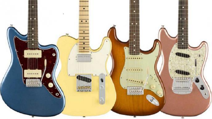 Fender lanceert nieuwe serie: de American Performer