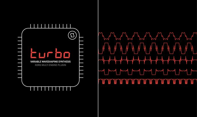 Sinevibes Turbo variable waveshaping synthesis