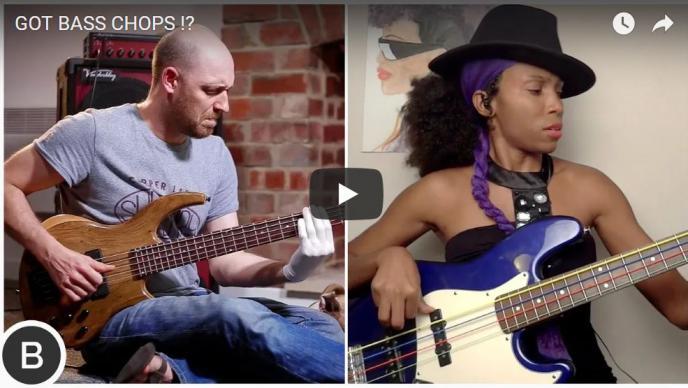 YouTube-kanalen voor bassisten - deel 1