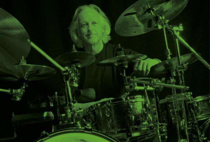 Lucas van Merwijk Drums to the Max - woensdag 8 mei, 19u - helaas afgelast
