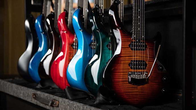 Music Man Majesty - De nieuwste signature van John Petrucci