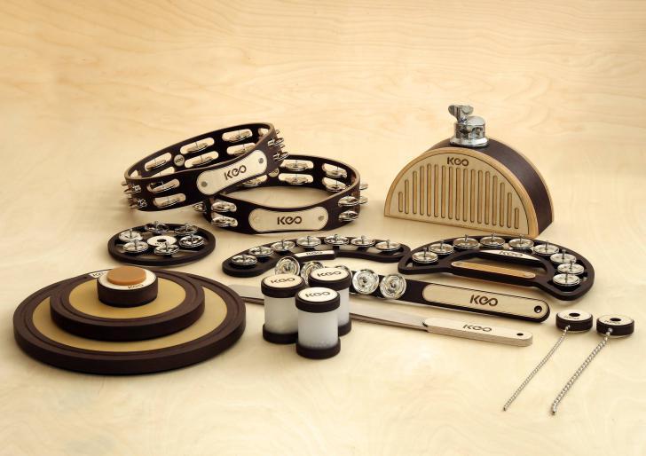 Nieuw merk uit de UK - Keo Percussion