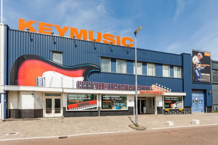 Keymusic Nederland failliet - hoop op doorstart