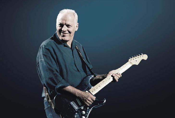 David Gilmour's gitaarveiling verbrijzelt records in New York