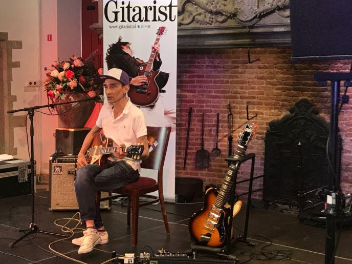 Live verslag Sena Performers Gitaardag