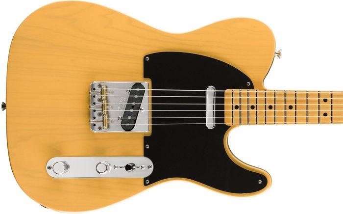 Fender presenteert Vintera serie