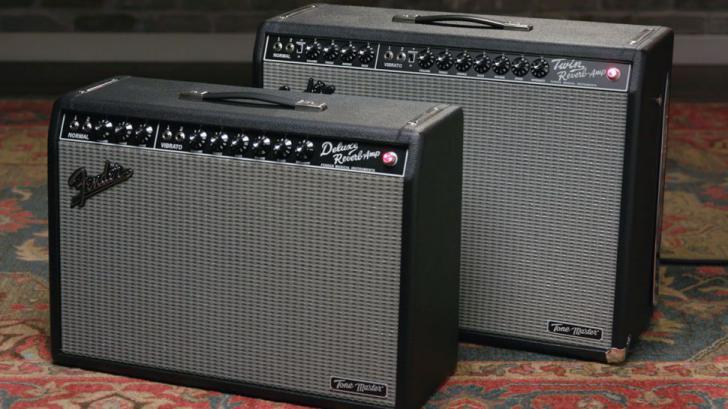 Summer NAMM 2019: Fender presenteert Tone Master serie