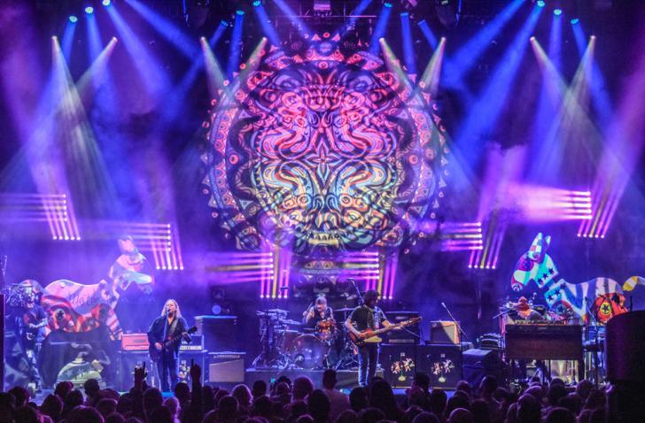 Release van de Week - Gov't Mule - Bring on the Music - Live at het Capitol Theatre