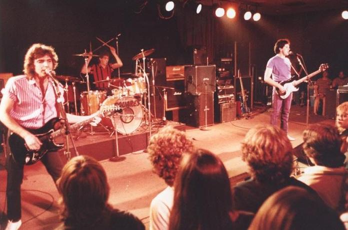 Joe Satriani over Squares