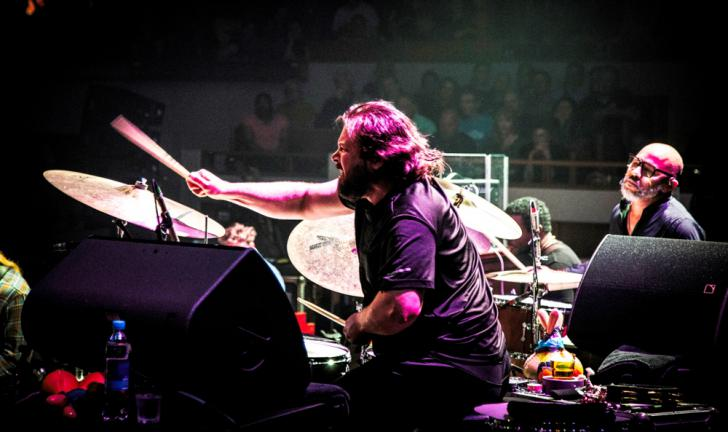 Drumtandems - van Allman Brothers tot ABBA