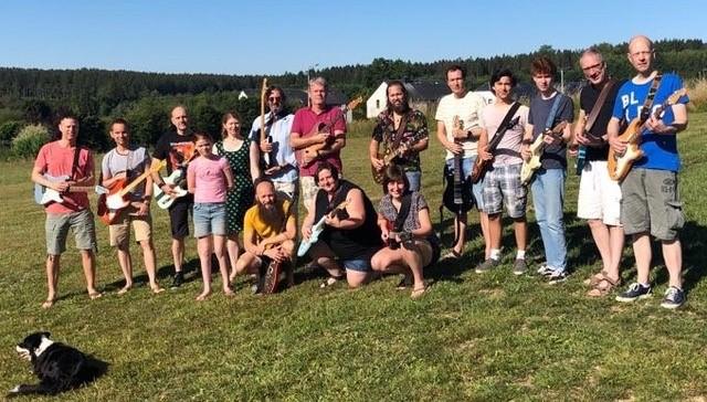 Guitar Bootcamp Zomerkamp