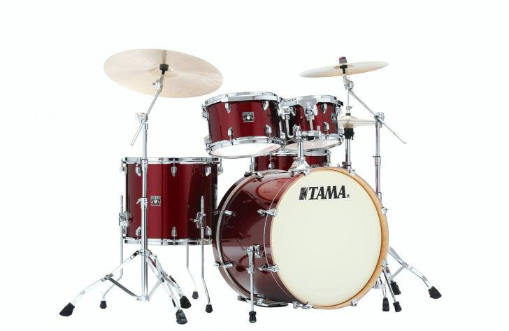 Doe mee aan de Herfstfest Anthem Contest - download de track nu - en win de hier afgebeelde Tama drumset!