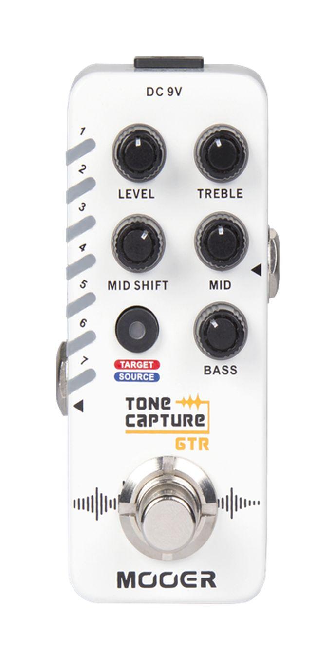 Mooer MTC 2 Tone Capture GTR