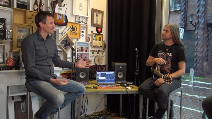 Silent Recording Tutorial - Kevin Storm en Fly Rigs