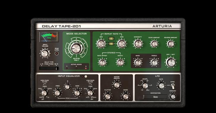 Arturia 3 Delays You'll Actually Use BBD, Tape en Digitaal
