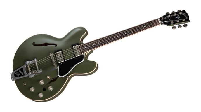 Gibson presenteert Chris Cornell Tribute ES-335