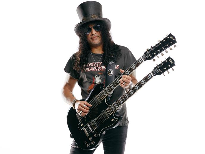 Gibson brengt Slash doubleneck uit