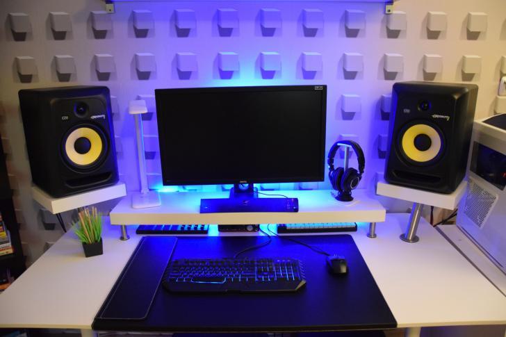 Bouw zelf een studiomeubel